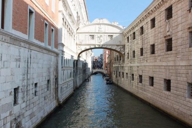Kurztrip Venedig (Stadt), Venetien, Italien, Die Seufzerbrücke