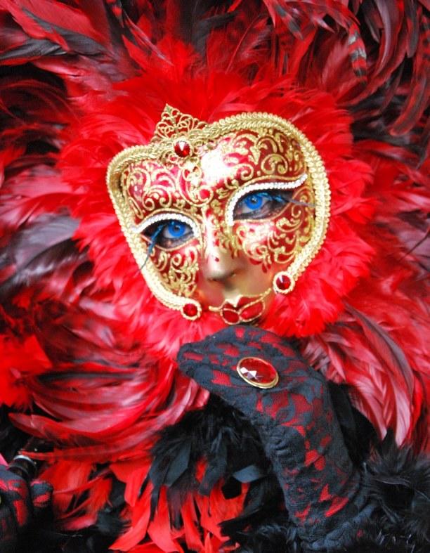 Kurzurlaub Venedig (Stadt), Venetien, Italien, Der Karneval in Venedig beginnt offiziell 10 Tage vor Aschermittwoch.