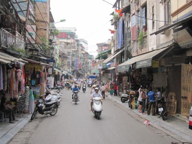 Eine Woche Hanoi (Stadt), Vietnam, Vietnam, Altstadt von Hanoi