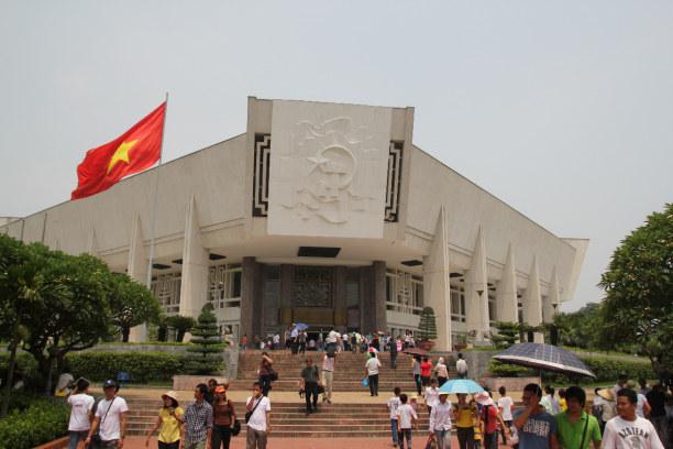 Eine Woche Hanoi (Stadt), Vietnam, Vietnam, Ho Chi Minh Museum