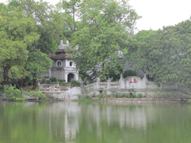 Eine Woche Hanoi (Stadt), Vietnam, Vietnam, Hoan Kiem See