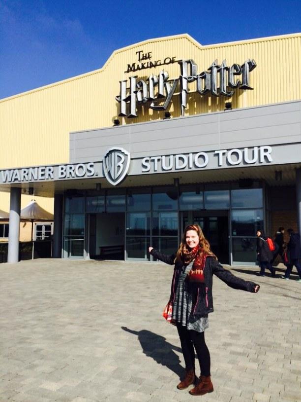 Kurztrip Cardiff (Stadt), Wales, Großbritannien, Going back to Hogwarts!