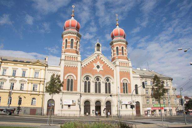 Kurzurlaub Plzen (Stadt), Westböhmen, Tschechische Republik, Die Innenstadt von Pilsen lässt sich gut zu Fuß erkunden. In Pilsen