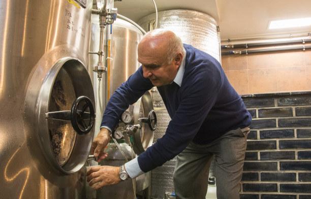 Kurztrip Plzen (Stadt), Westböhmen, Tschechische Republik, In der Purkmistr Brauerei lerne ich einiges über Craftbeer und darf a