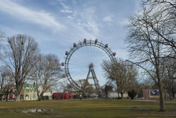 Kurzurlaub Wien (Stadt), Wien und Umgebung, Österreich, Ein Besuch im Wiener Prater darf nicht fehlen. Eines der Wahrzeichen v