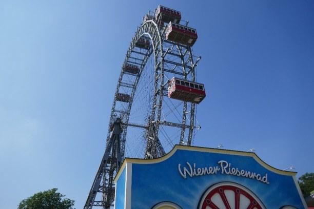 Kurzurlaub Wien (Stadt), Wien und Umgebung, Österreich, Wer nicht mit dem Riesenrad gefahren ist, war nicht wirklich in Wien!