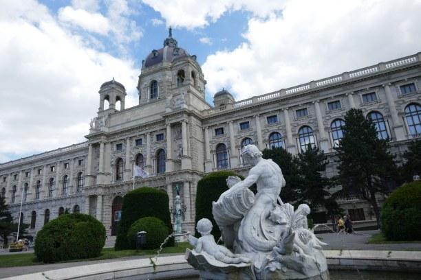Kurztrip Wien (Stadt), Wien und Umgebung, Österreich, Für Kunstliebhaber ein Muss: Das Kunsthistorische Museum in Wien