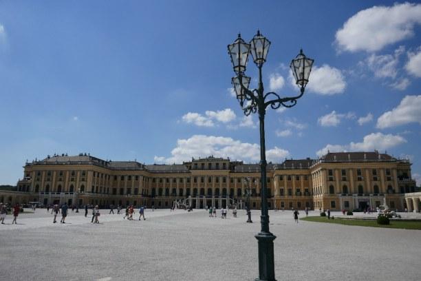 Kurztrip Wien (Stadt), Wien und Umgebung, Österreich, Schönbrunn gehört ebenfalls zu den Zielen, die man in Wien gesehen h