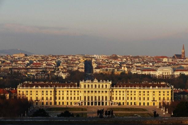 Kurztrip Wien (Stadt), Wien und Umgebung, Österreich, Das Schloss Schönbrunn diente früher als Sommersitz des österreichi