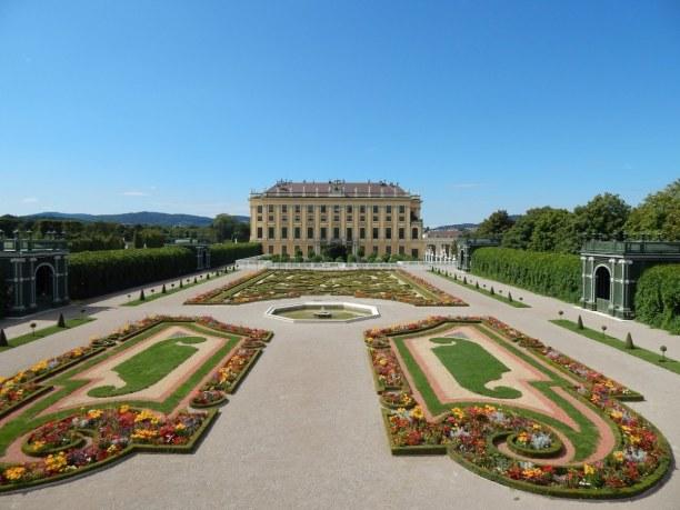Kurzurlaub Wien (Stadt), Wien und Umgebung, Österreich, Schloß Schönbrunn
