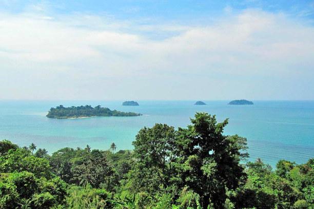1 Woche Ko Chang (Stadt), Zentralthailand, Thailand, Kai Bae Viewpoint