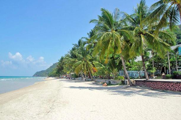 1 Woche Ko Chang (Stadt), Zentralthailand, Thailand, White Sand Beach